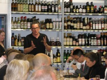 Andy Cook of Tramontane Wines