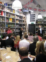 Louis Sipp Wines Master Class with Etienne Sipp