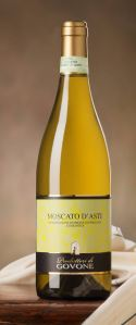 Try chocolate with Moscato d'Asti!
