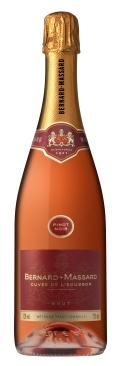 A01040 Cuvée de l'Ecusson Brut Rosé Pinot Noir 75 cl