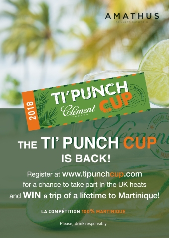 Flyer Ti punch cup English