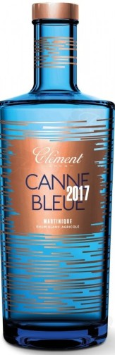 Rhum Clément Canne Bleue 2017